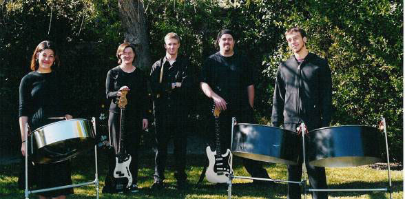 M Steel Drum, Calypso Band, Caribbean Band - Southern California