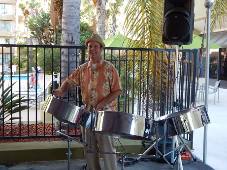 Steel Drum Players Southern California